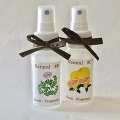 天然香料の虫除けスプレー