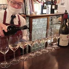 偶数月ワイン会