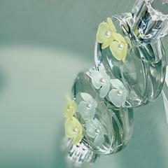 作品展 花と香りのマリアージュ