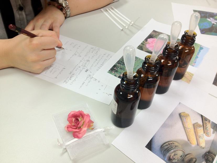 香りのデザイン教室ベーシック